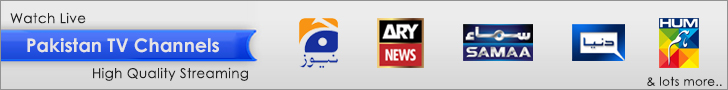 Pakistani-Live-TV-Channels