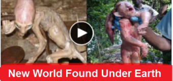 New World Found Under Earth – Watch Video