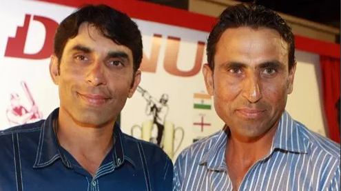 misbah and yunis