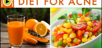 Simpe Diets To Prevent ACNE