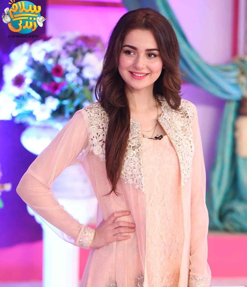 20 years old girl hania amir titli drama