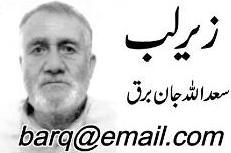 Saadullah Jaan Barq