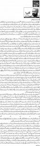 Sheikh ul Islam aur victory ka nishan - Khalid Masood Khan