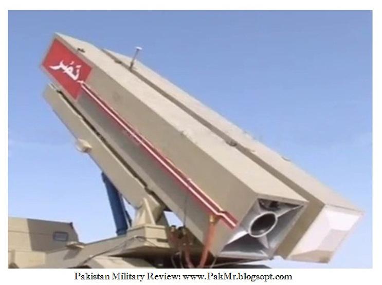 Pakistan Missile Hatf 9 Nasr