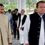 Nawaz Sharif and Asif Zaradi