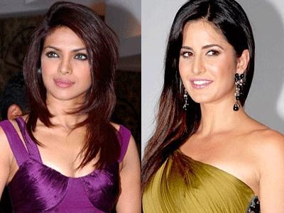 Katrina Kaif and Priyanka Chopra