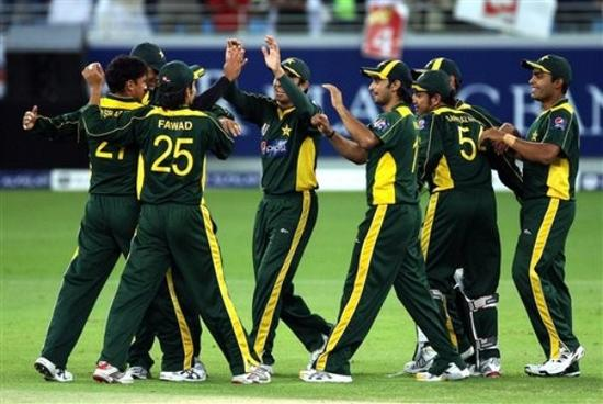Pakistan Cricket-Squad
