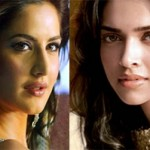 Katrina and Deepika