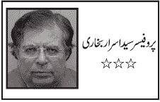 Prof. Syed Israr Bukhari