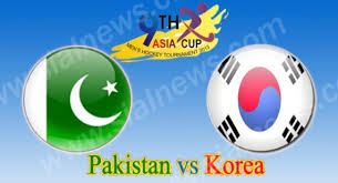 Pakistan vs South Korea