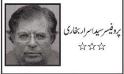 prof syed israr bukhari