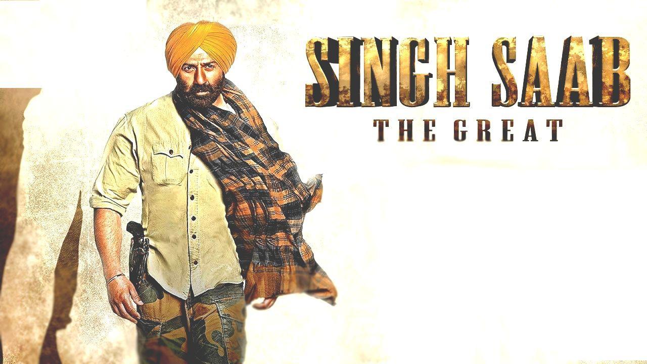 "Bollywood Film ""SINGH SAAB THE GREAT"" Ka Music Launch Kar Diya Gya"