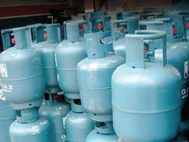 LPG Cylinder Pic