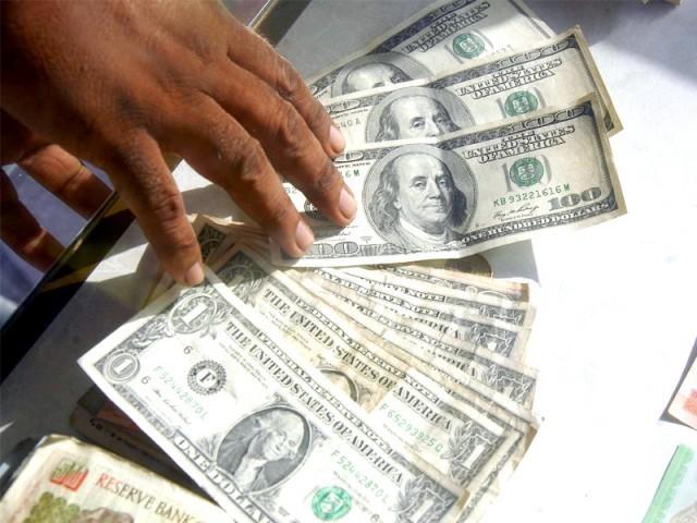 Interbank Main Dollar 103.05 Rupees Ki Satah Par Aa Giya