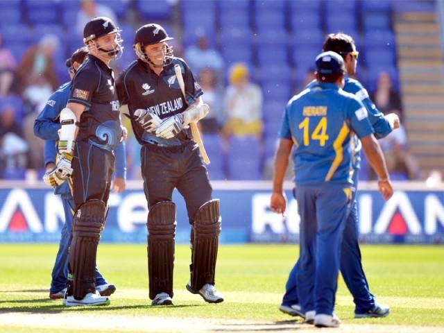 Semi Final Ya Ghar Wapasi, Sri Lanka Aur New Zealand Ky Liye Faisly Ka Faisla Aa Giya