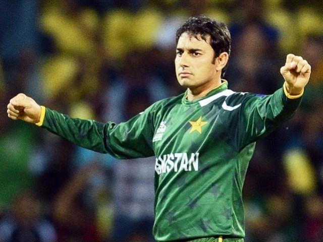 Saeed Ajmal Ny T20 Main Captaincy Ki Paishkash Mustarad Kar Di