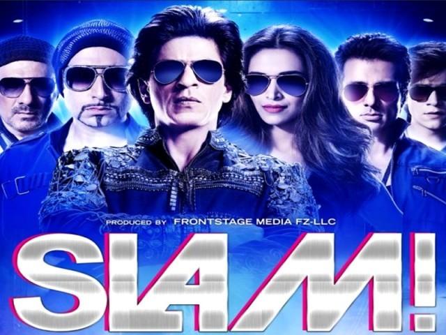 """Film """"Happy New Year"""" Ki Team Ky Sath Shahrukh Khan """"Rockstar"""" Ban Kar America Aur Canada Jayen Gy"""