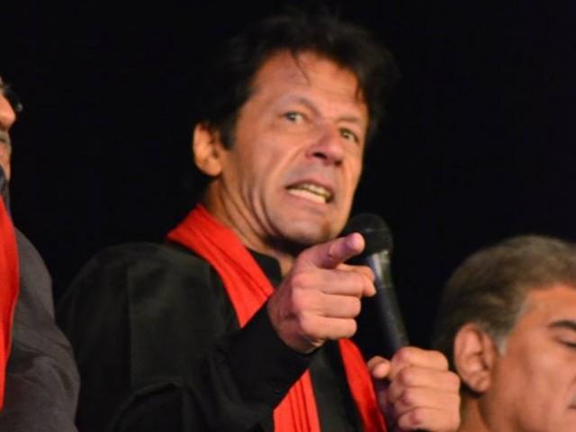 Nawaz Sharif Ny Ghalat Asasy Zahir Kiye Tu Unn Ky Khilaf Adalat Jayen Gy: Imran Khan