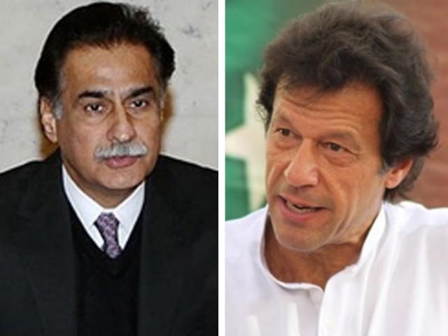 Imran Khan Ki Darkhast Par Speaker Ayaz Sadiq Ky Halqy Ky Intekhabi Record Ki Janch Partal Shuro