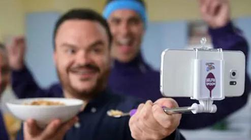 selfi spoon