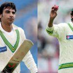 Paksitan Test Team Salman, Asif