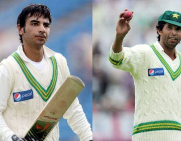 Paksitan Test Team Salman, Asif