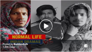 Real Life vs Indian Dramas