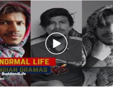 Real Life vs Indian Dramas