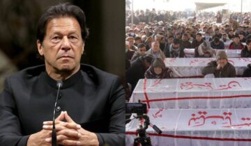 Imran Khan Hazara People Mach